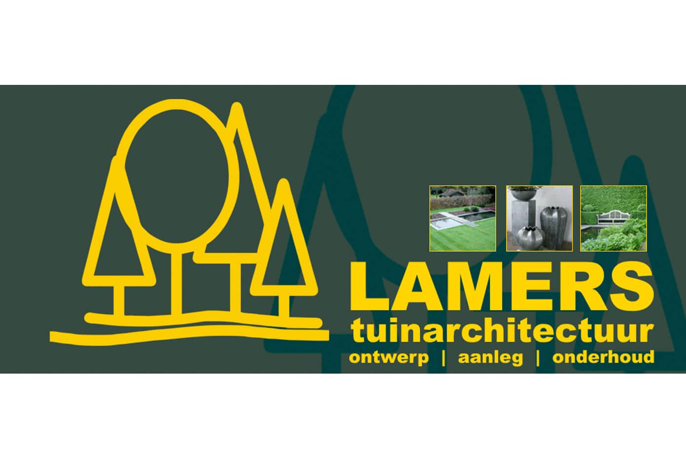 Tuinarchitectuur Lamers
