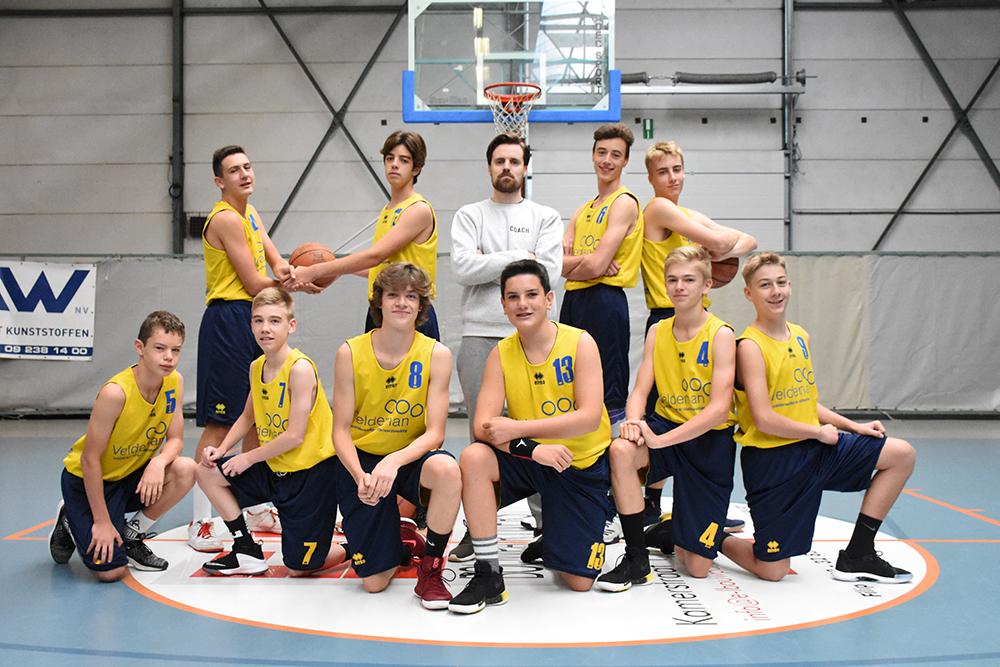 U16 Kampioen!