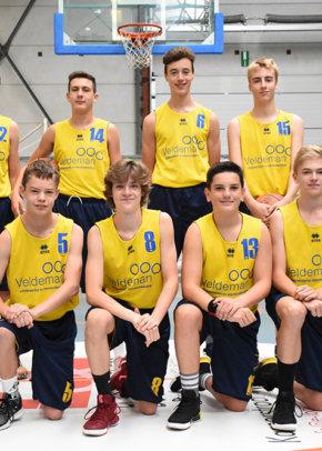 U16 verliezen finale Final Four