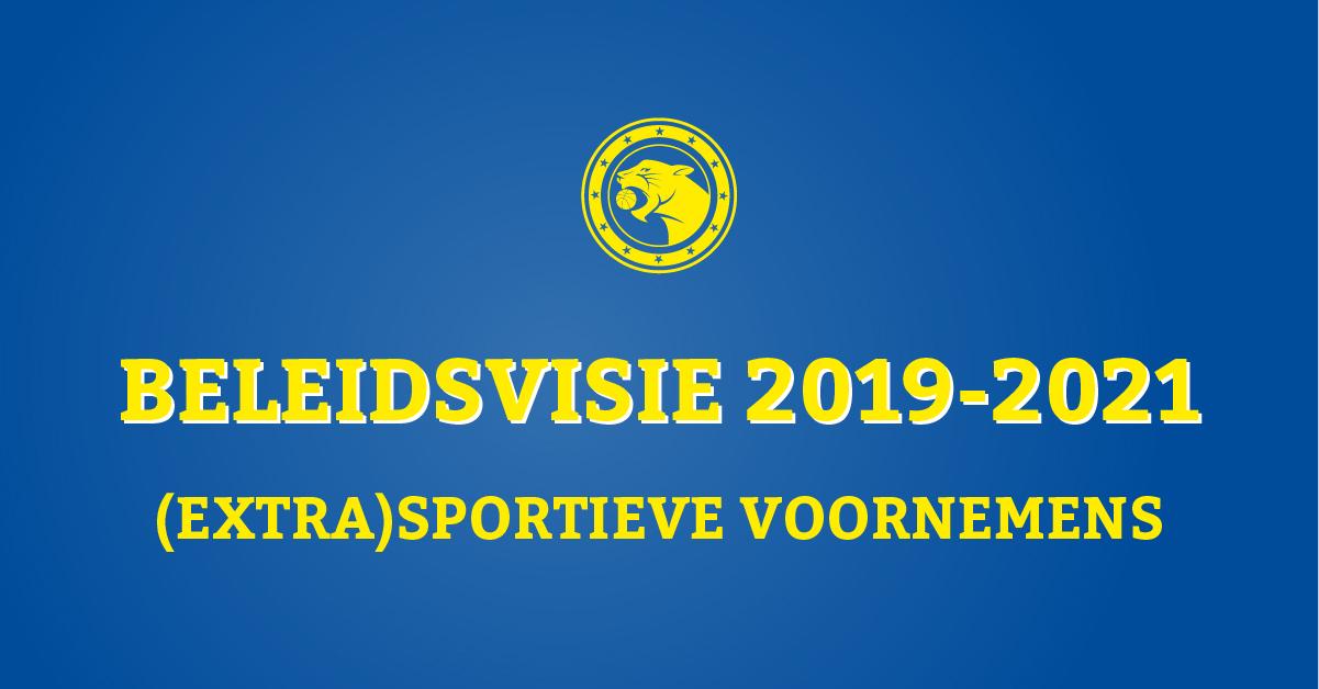 Beleidsvisie 2019-2020-2021