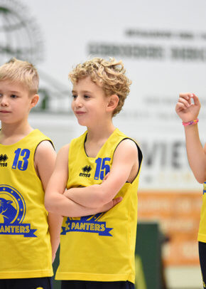 Basketschool start op 13 september!