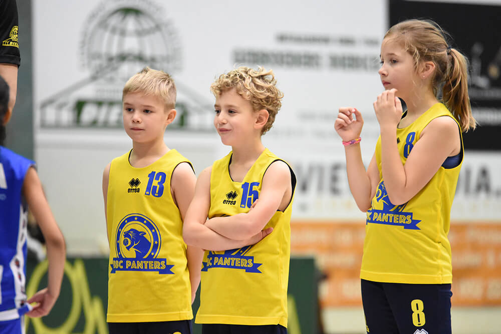 Basketschool start op 13 september!