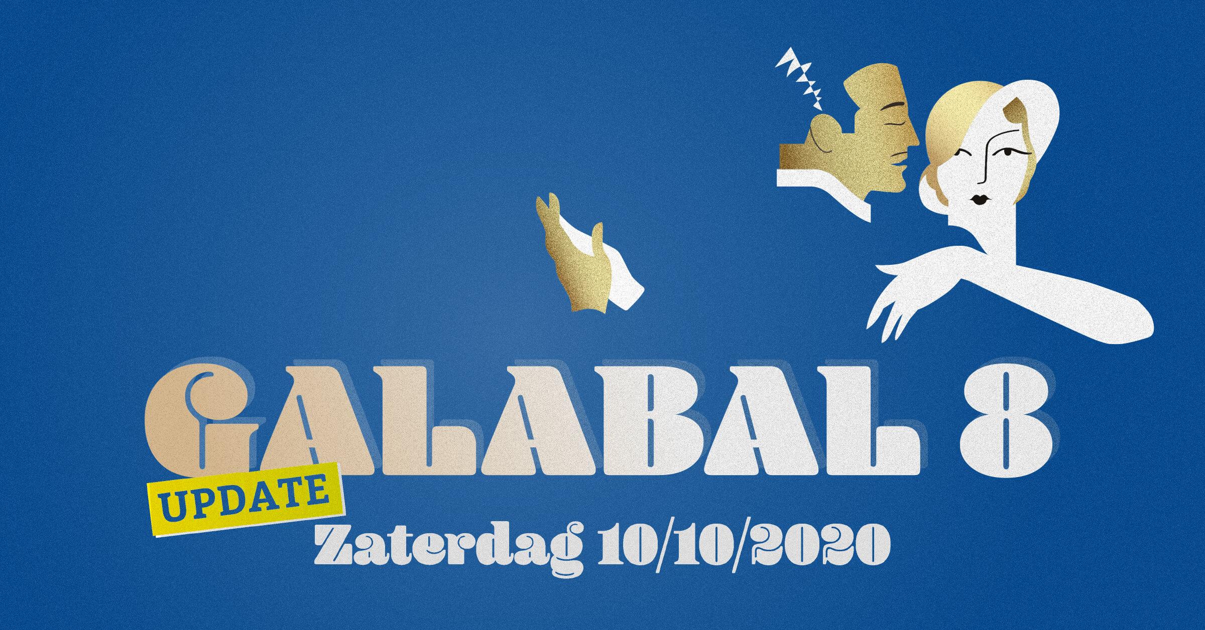 Update: Panters Galabal verplaatst naar 10/10/2020
